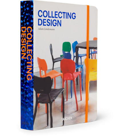 Taschen Collecting Design By Adam Lindemann Hardcover Book