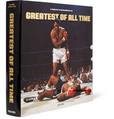 Taschen Greatest of All Time: A Tribute to Muhammad Ali Hardcover Book