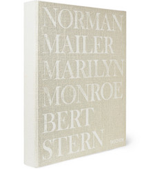 Taschen Norman Mailer and Bert Stern: Marilyn Monroe Signed Hardcover Book