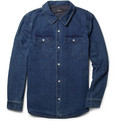 A.P.C. Washed-Chambray Shirt