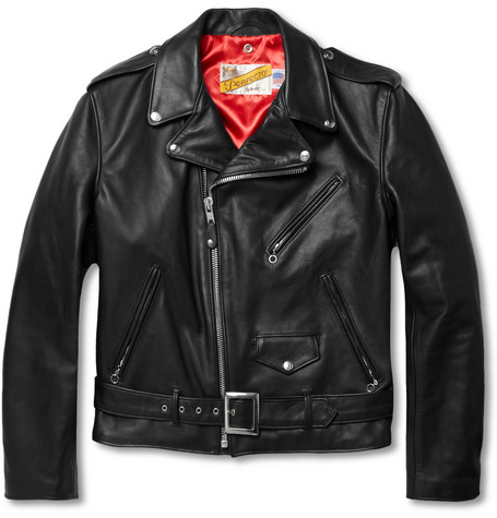 Schott Perfecto Leather Motorcycle Jacket
