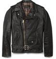 Schott One Star Perfecto Leather Motorcycle Jacket