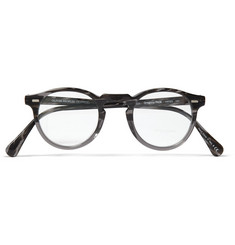 Oliver Peoples Gregory Peck Acetate Optical Glasses