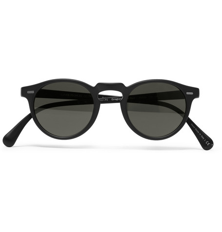 Oliver Peoples Gregory Peck Polarised Sunglasses