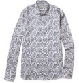 Etro - Lightweight Paisley-Print Cotton Shirt