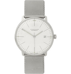 Junghans x Max Bill Stainless Steel Automatic Watch