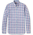 PS by Paul Smith - Slim-Fit Check Cotton Shirt