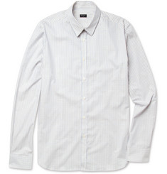 PS by Paul Smith Slim-Fit Gingham Check Cotton Shirt
