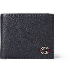 Gucci Ace Leather Billfold Wallet