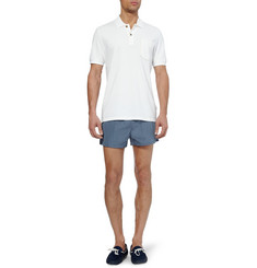 Gucci Short-Length Swim Shorts