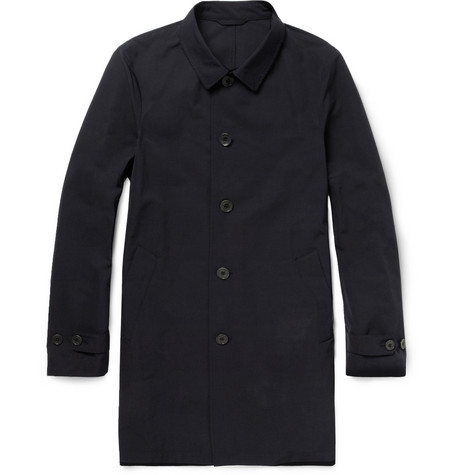 Canali Wind-Resistant Showerproof Coat