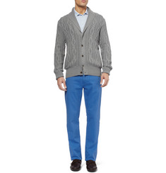 Canali Straight-Leg Denim Jeans