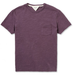 Rag & bone Pocket-Front Cotton-Jersey T-Shirt