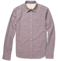 Rag & bone Yokohama Slim-Fit Check Cotton Shirt
