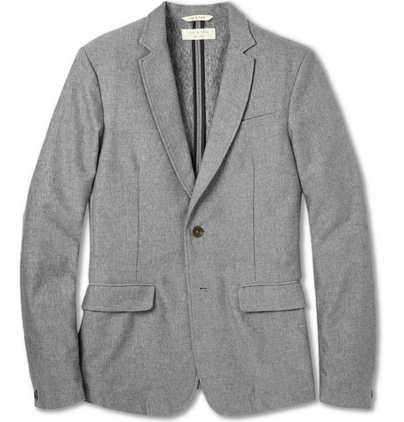Rag & bone Phillips Unstructured Cotton Blazer