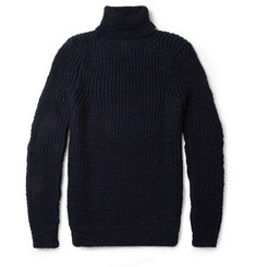 NN.07 Tom Long Merino Wool Rollneck Sweater