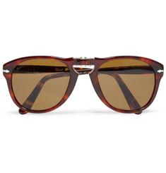 Persol Foldable 714 Acetate Sunglasses