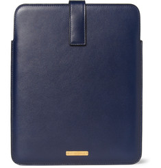 Alexander McQueen Leather iPad Case