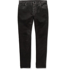 Maison Martin Margiela Slim-Fit Coated-Denim Jeans