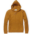 Maison Margiela - Anatomic Cotton-Blend Hoodie