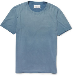Maison Martin Margiela Overdyed Cotton-Jersey T-Shirt