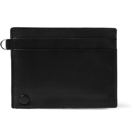 Maison Martin Margiela Leather Card and ID-Window Wallet