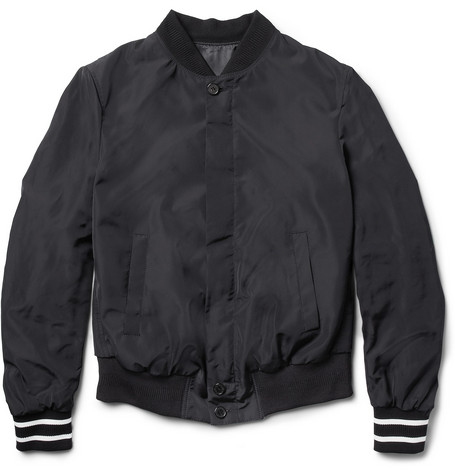 Neil Barrett Lightweight Bomber Jacket