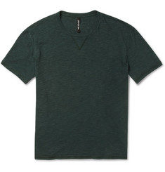 Neil Barrett Slub Cotton-Jersey T-Shirt