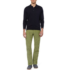 Bottega Veneta Slim-Fit Corduroy Trousers