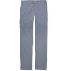 Bottega Veneta Washed-Cotton Trousers