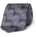 Brioni - Paisley-Patterned Silk Tie