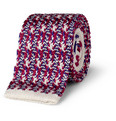 Etro - Patterned Knitted Silk Tie