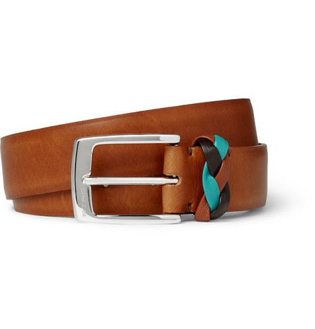 Etro Leather Belt
