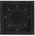 Givenchy - Printed Cotton-Blend Scarf