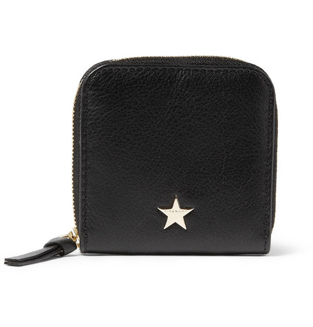 Givenchy Star Leather Coin Wallet