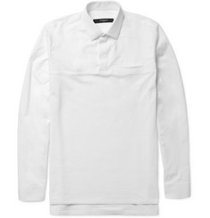 Givenchy Panelled Cotton Shirt