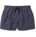 Paul Smith - Floral-Print Swim Shorts