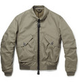 Burberry Prorsum - Quilted Cotton-Blend Bomber Jacket