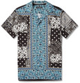 Dolce & Gabbana - Printed Cotton Short-Sleeve Shirt