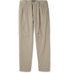 Dolce & Gabbana Tapered-Leg Cotton Trousers