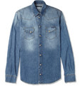 Dolce & Gabbana - Washed-Denim Shirt