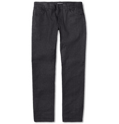 Dolce & Gabbana Green-Fit Tapered-Leg Jeans