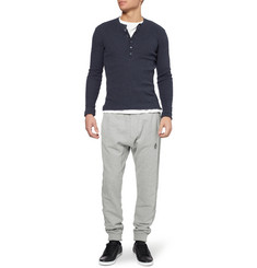 Dolce & Gabbana Tapered Loopback Cotton-Jersey Sweatpants