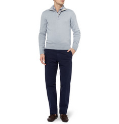 Loro Piana Silk and Cashmere-Blend Sweater