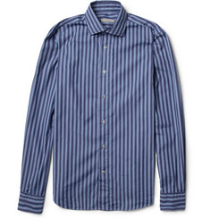 Boglioli Bengal Striped Cotton Shirt