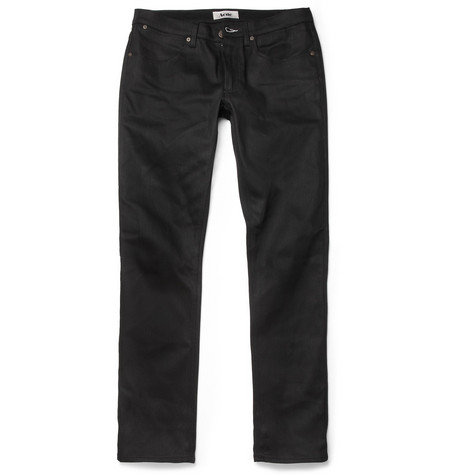 Acne Studios Max Cash Slim-Fit Denim Jeans