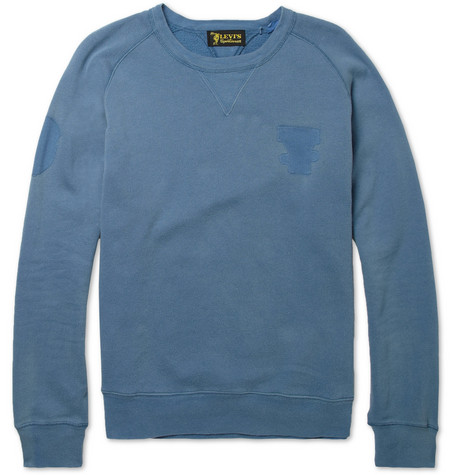 Levi's Vintage Clothing 1950s Washed Cotton-Jersey Sweatshirt
