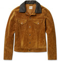 Levi's Vintage Clothing 1950s Suede Jacket