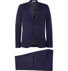 Paul Smith Navy Slim-Fit Wool Suit