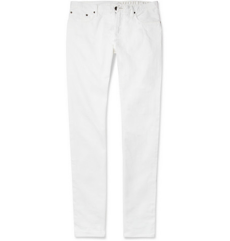 Burberry Brit Shoreditch Slim-Fit Denim Jeans